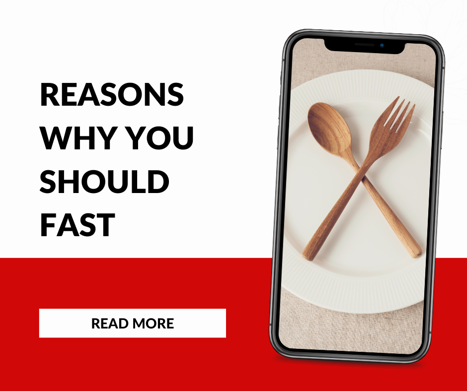 Reasons Why You Should Fast