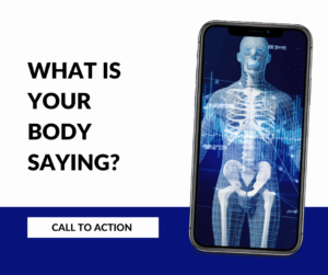 01- WHAT IS YOUR BODY SAYING?