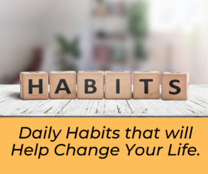01-Daily Habits that will change your life